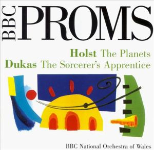 Holst - The Planets (Elder, BBC National Orchestra of Wales, 1999)