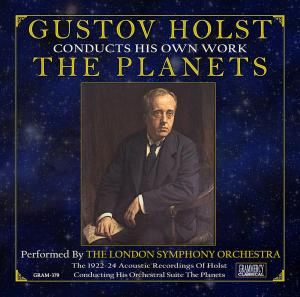 Holst - The Planets (Holst, London Symphony Orchestra, 1922-1924)